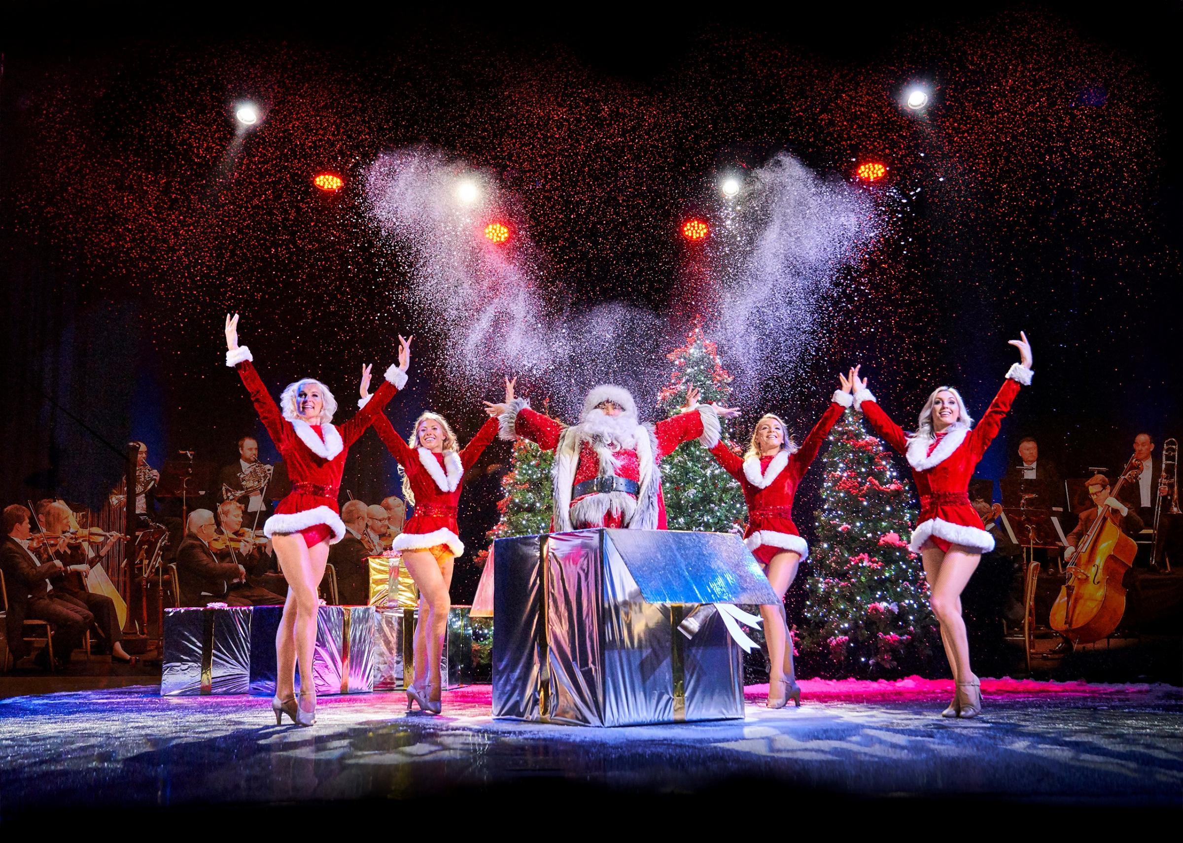 Christmas Spectacular at London Palladium on 17 December at 19:00
