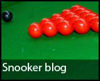 Snooker - It's just a load of balls