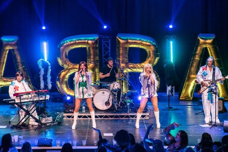 ABBA Re-Bjorn Tribute Night