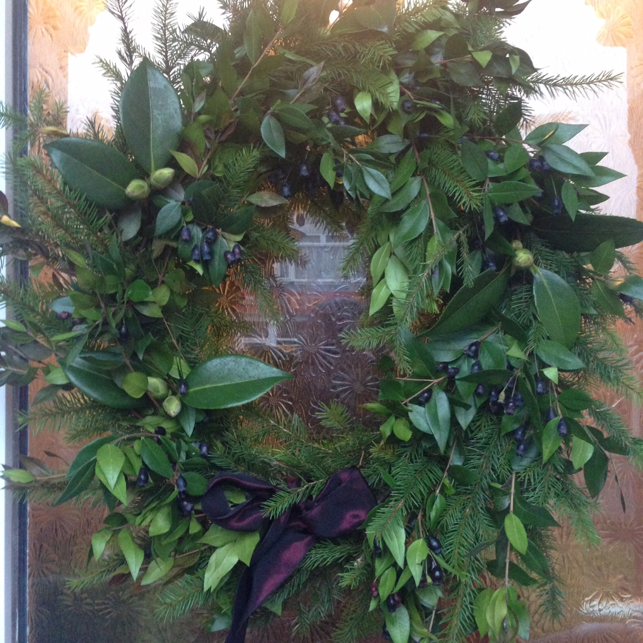 Christmas Wreath Making