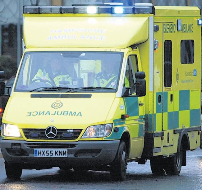 Have say on ambulances