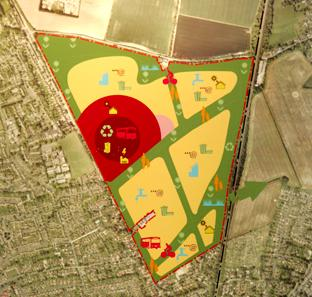 Barton Farm plans on show