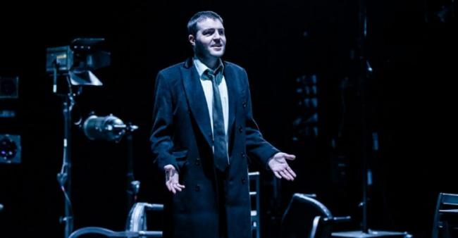 Tom Burke in Don Carlos. Photo: The Other Richard