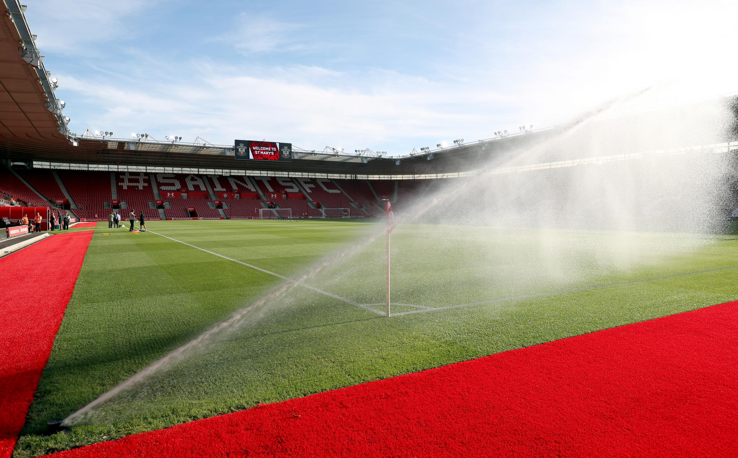St Mary's Stadium has been chosen as a host venue for Women's Euro 2021 games