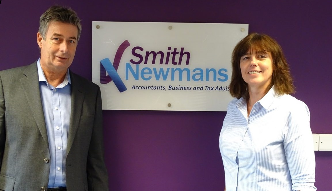 Smith Newmans' Directors, Nigel Newman and Carole Taylor