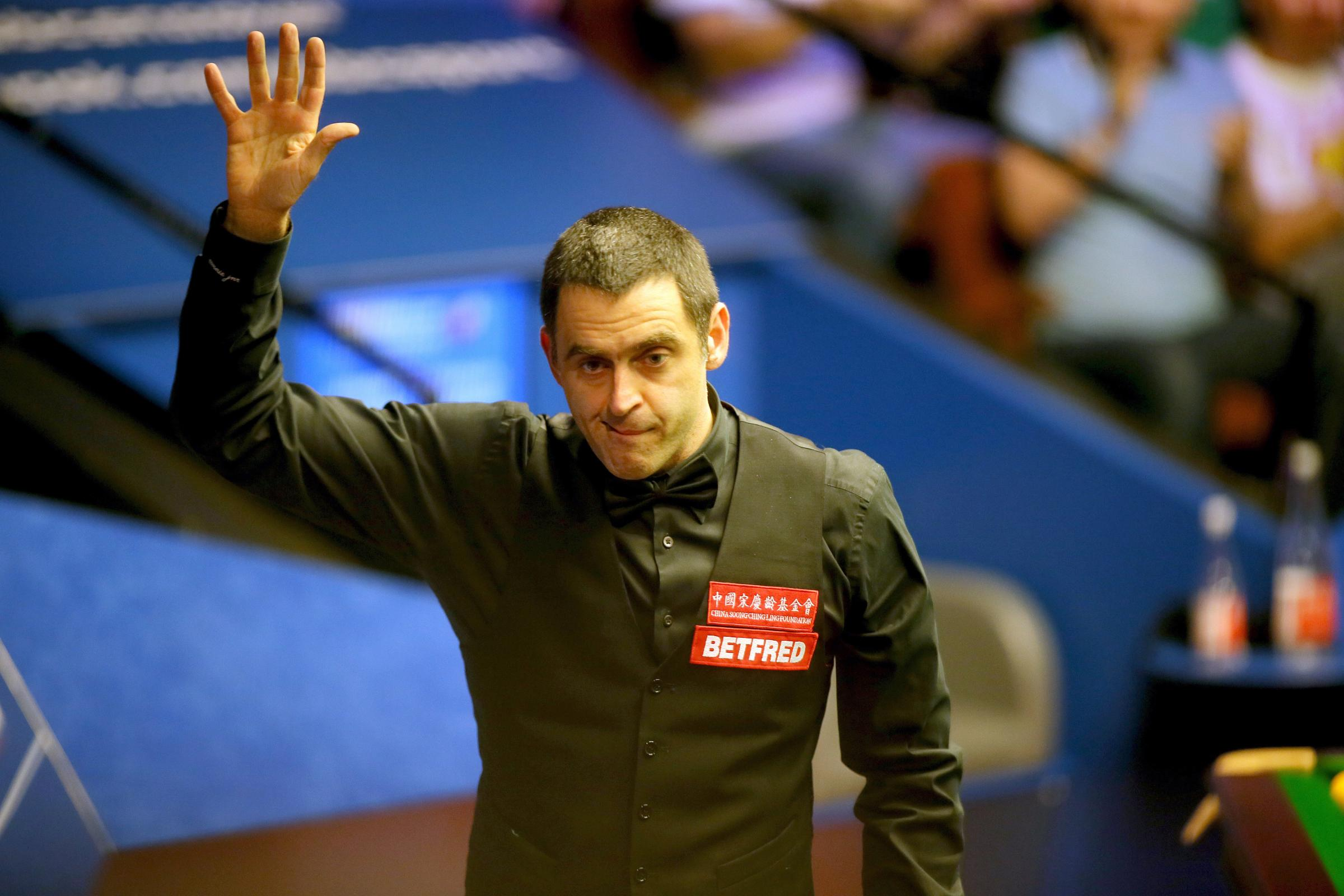 2018 Betfred Snooker World Championships – Day Two – The Crucible