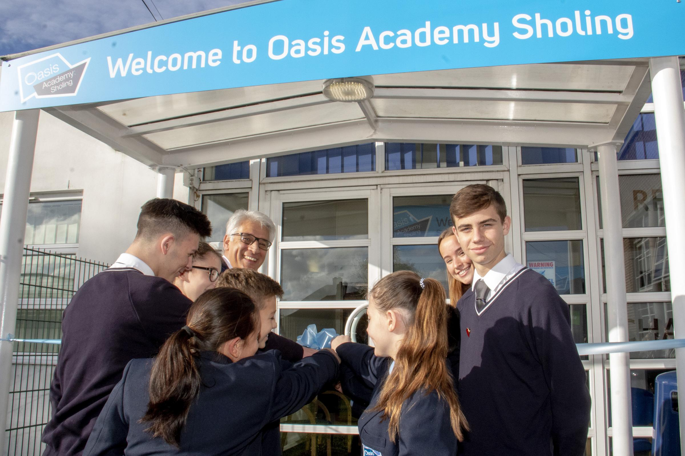 Oasis community dating site