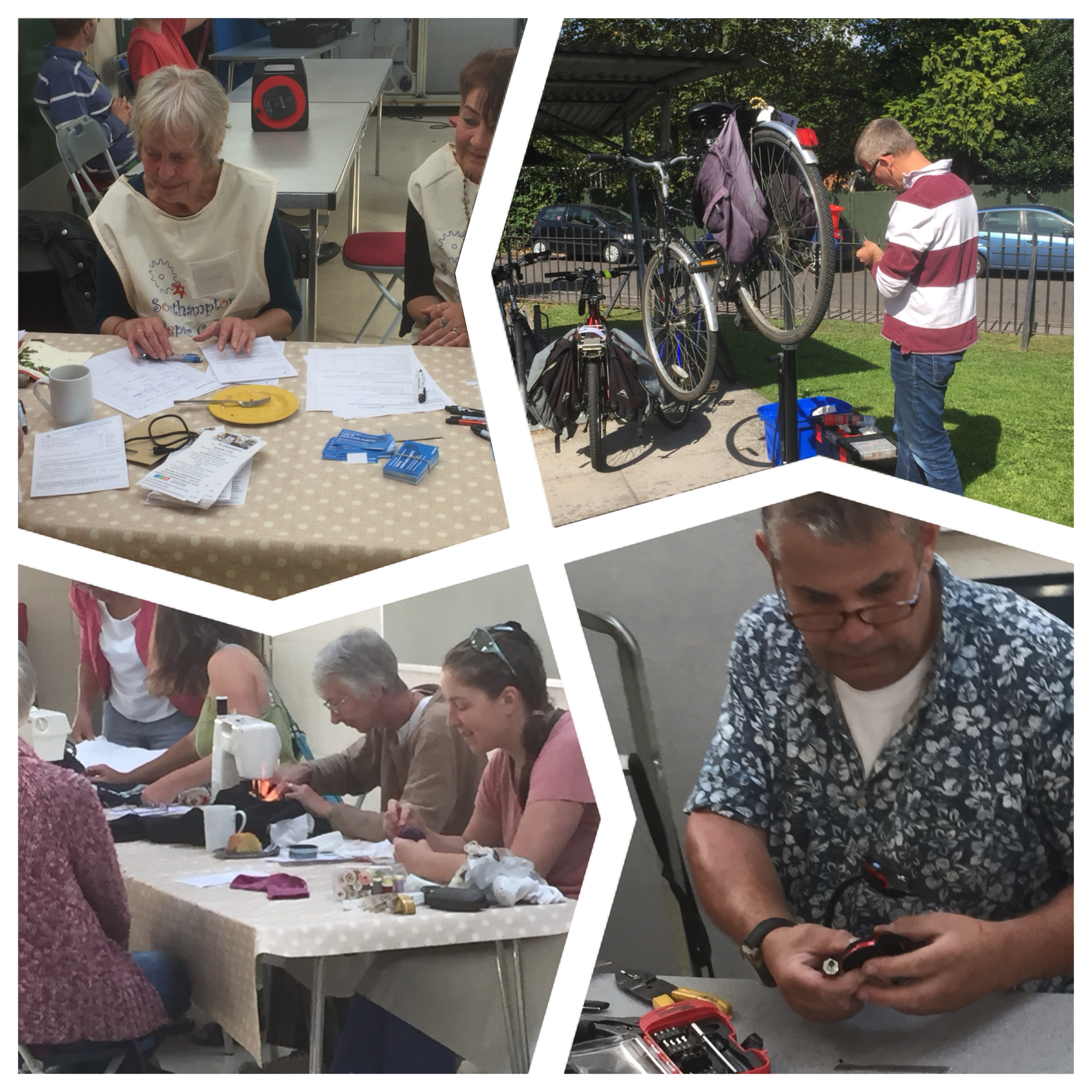 St Denys Repair Cafe