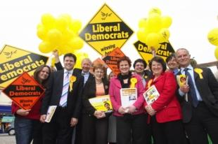 Lib Dems launch campaign in Romsey