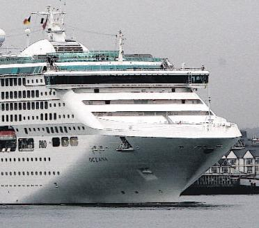 Nine mega ships  on way to city docks this weekend