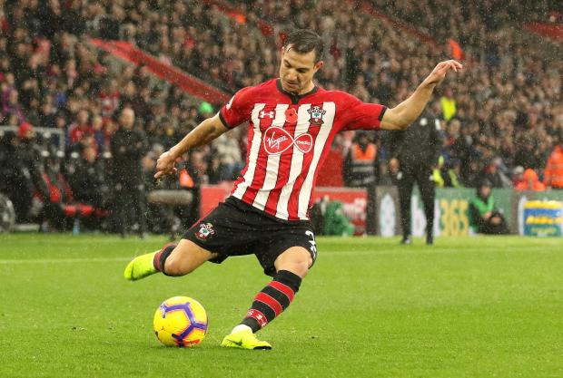 Daily Echo: Cedric Soares is with Inter Milan for the rest of the season