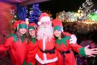 Ringwood Christmas Lights switch-on..