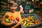 Free fruit will be given to youngsters at Morrisons in Totton.