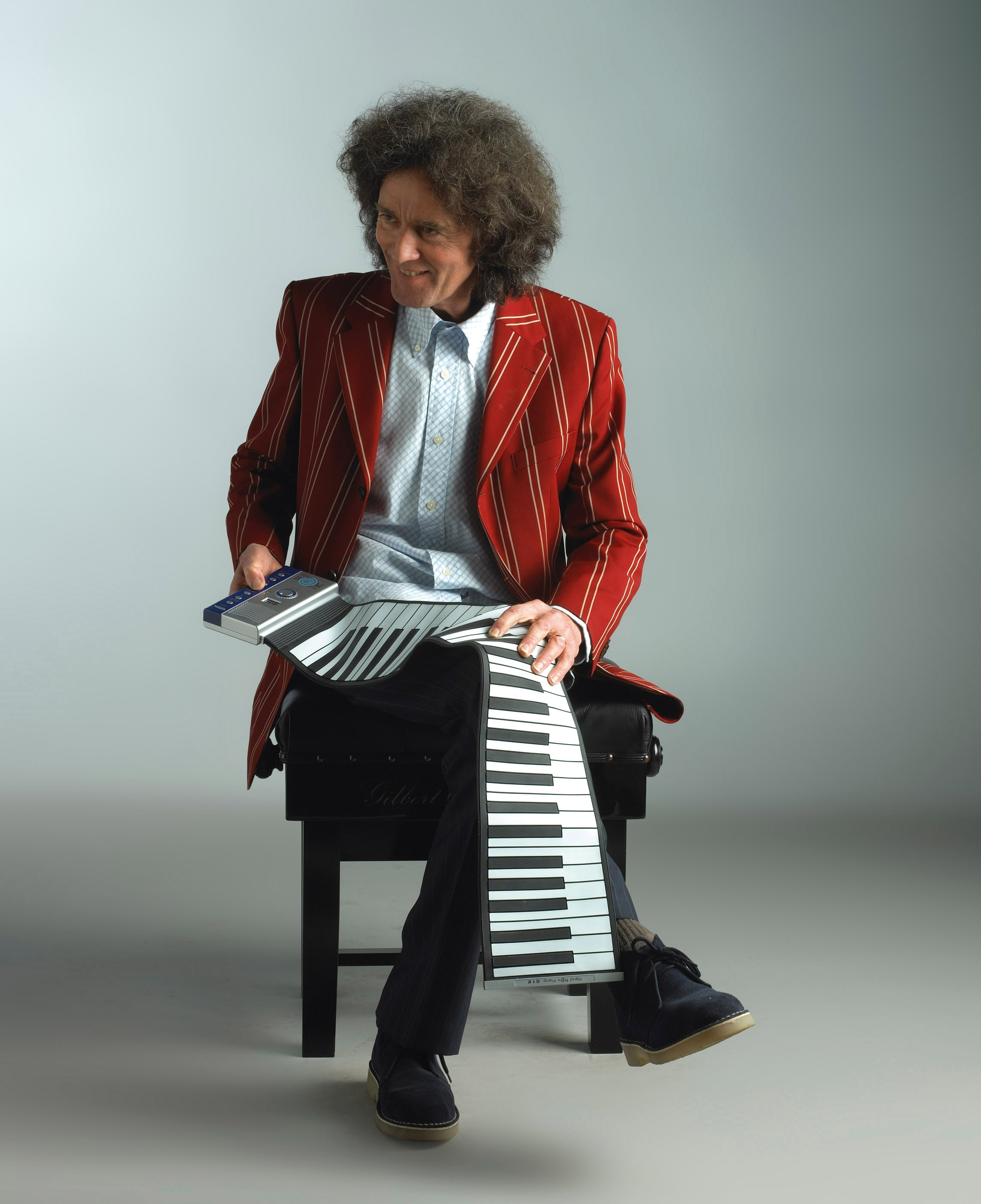 Gilbert O'Sullivan will appear at Wickham Festival 2019