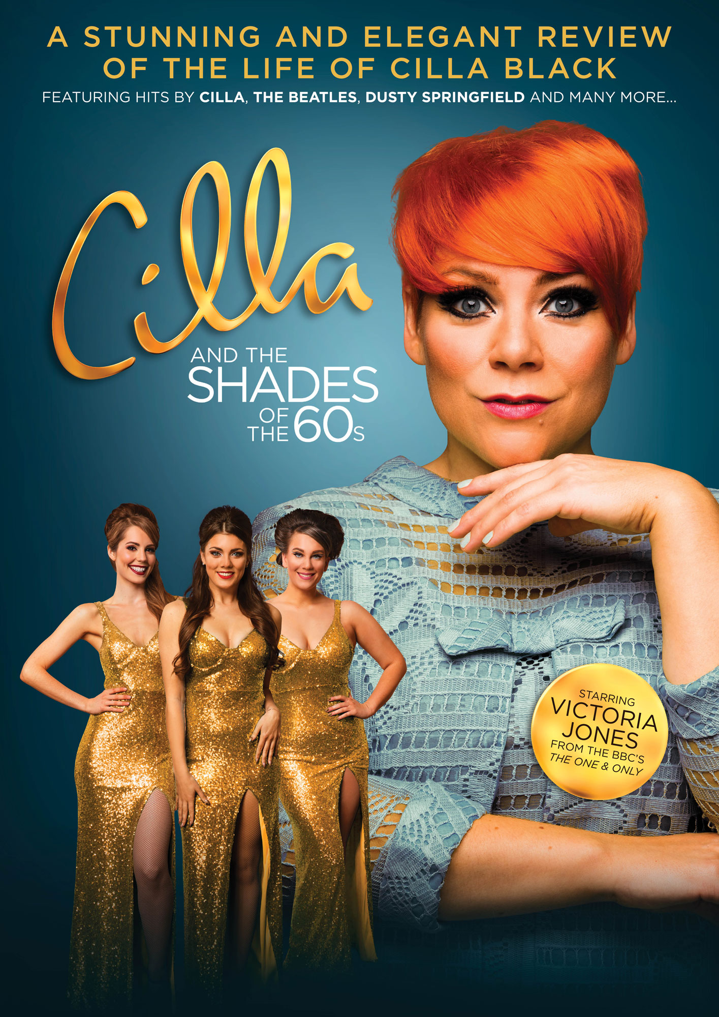 Cilla and the Shades of the 60's