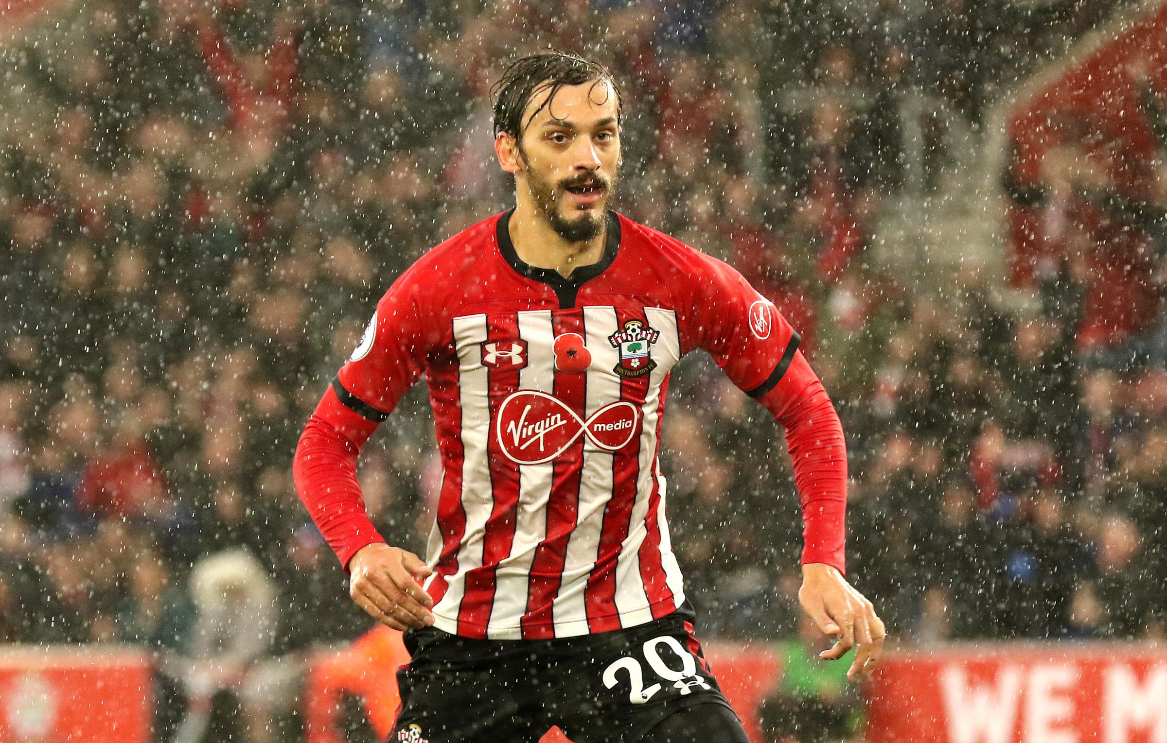 Gabbiadini move adds up for Saints