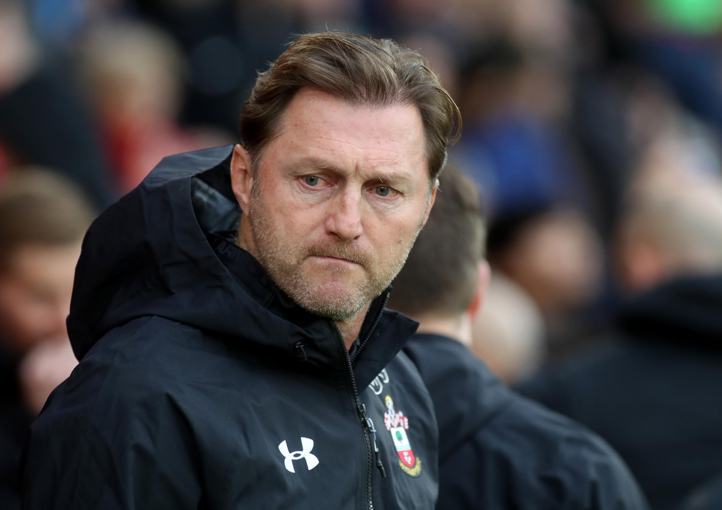 Ralph Hasenhuttl: Five things he said