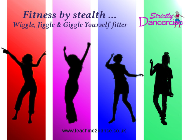 Strictly Dancercise - Wiggle, Jiggle & Giggle Yourself Fit!