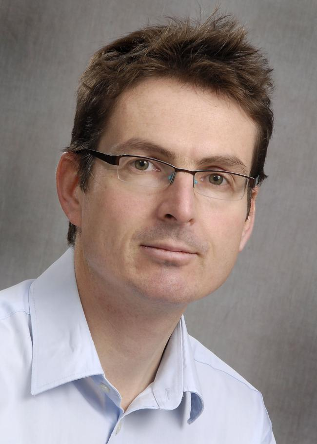 Dr Mark Wright, a consultant in liver medicine at University Hospital Southampton (UHS) NHS Foundation Trust.