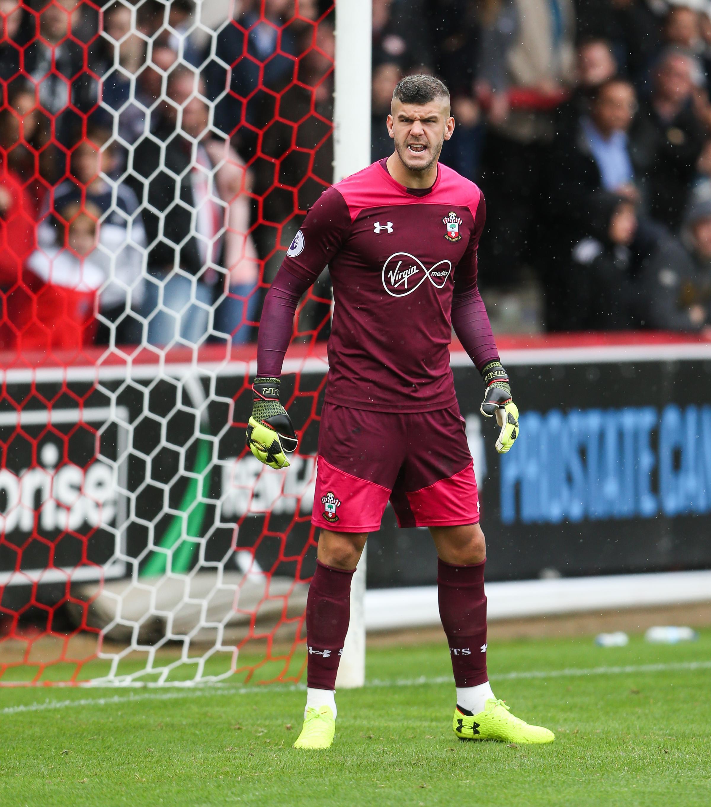 GOSSIP: Southampton goalkeeper Fraser Forster linked with Celtic