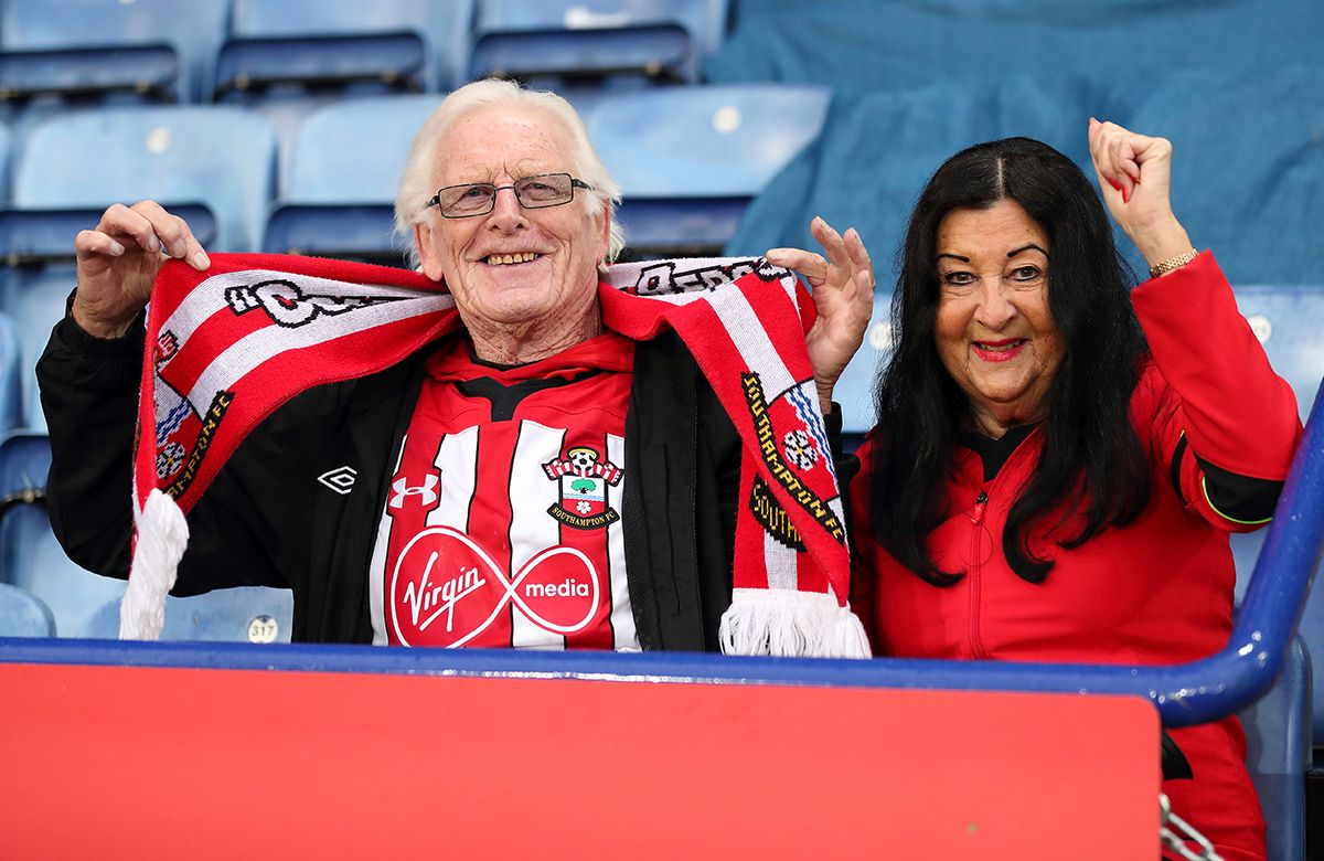PHOTOS: Are you in our Saints v Leicester fan pictures?