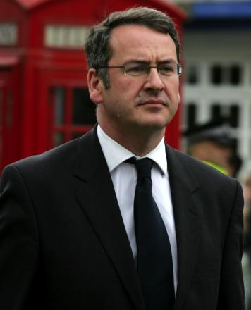 Mark Hoban MP.