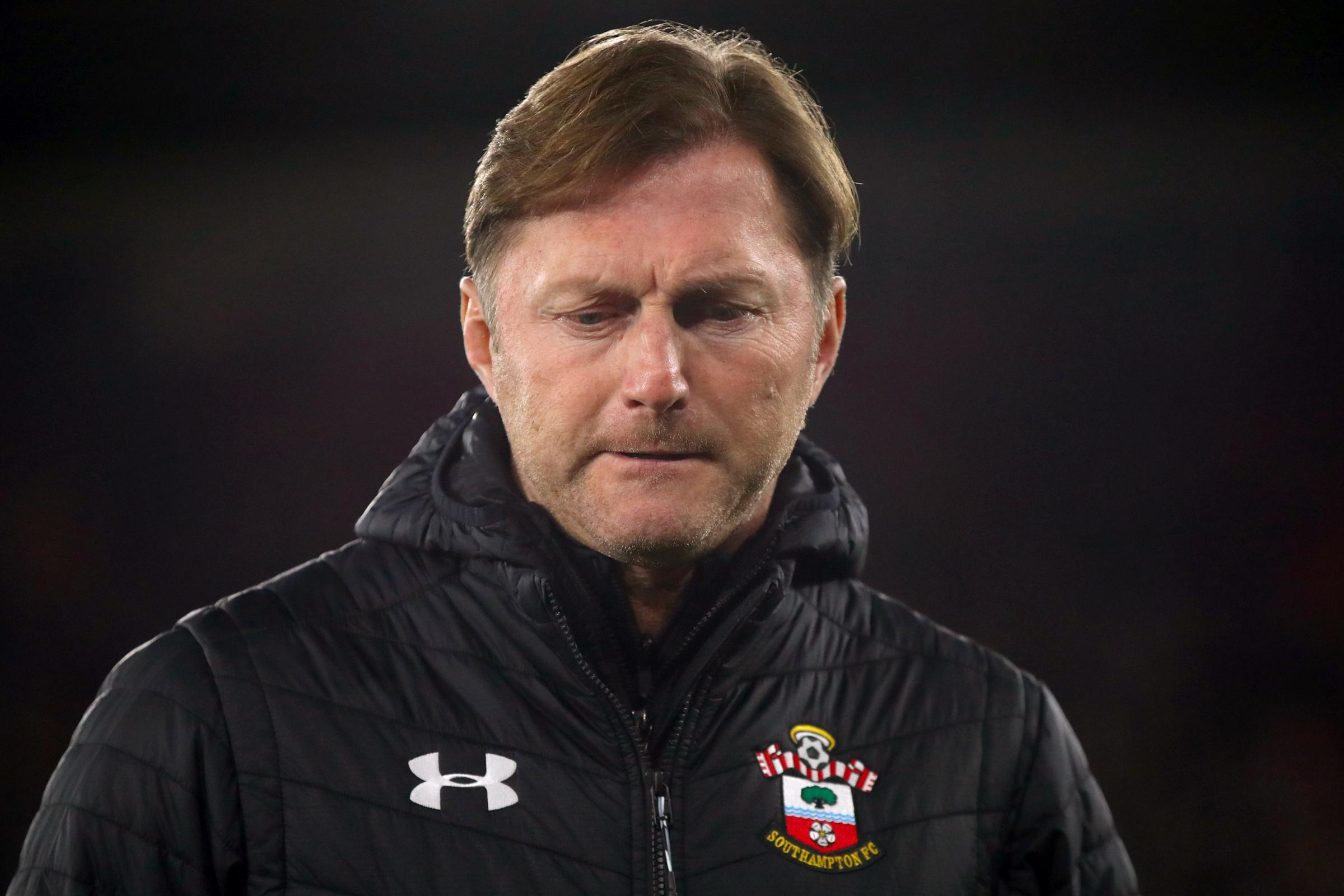Hasenhuttl: Cardiff defeat is a disaster