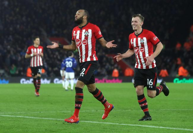 Nathan Redmond and James Ward-Prowse