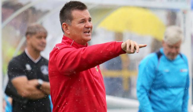 2dd5a6c8c3271c Paul Doswell leaves Sutton United after 11 years