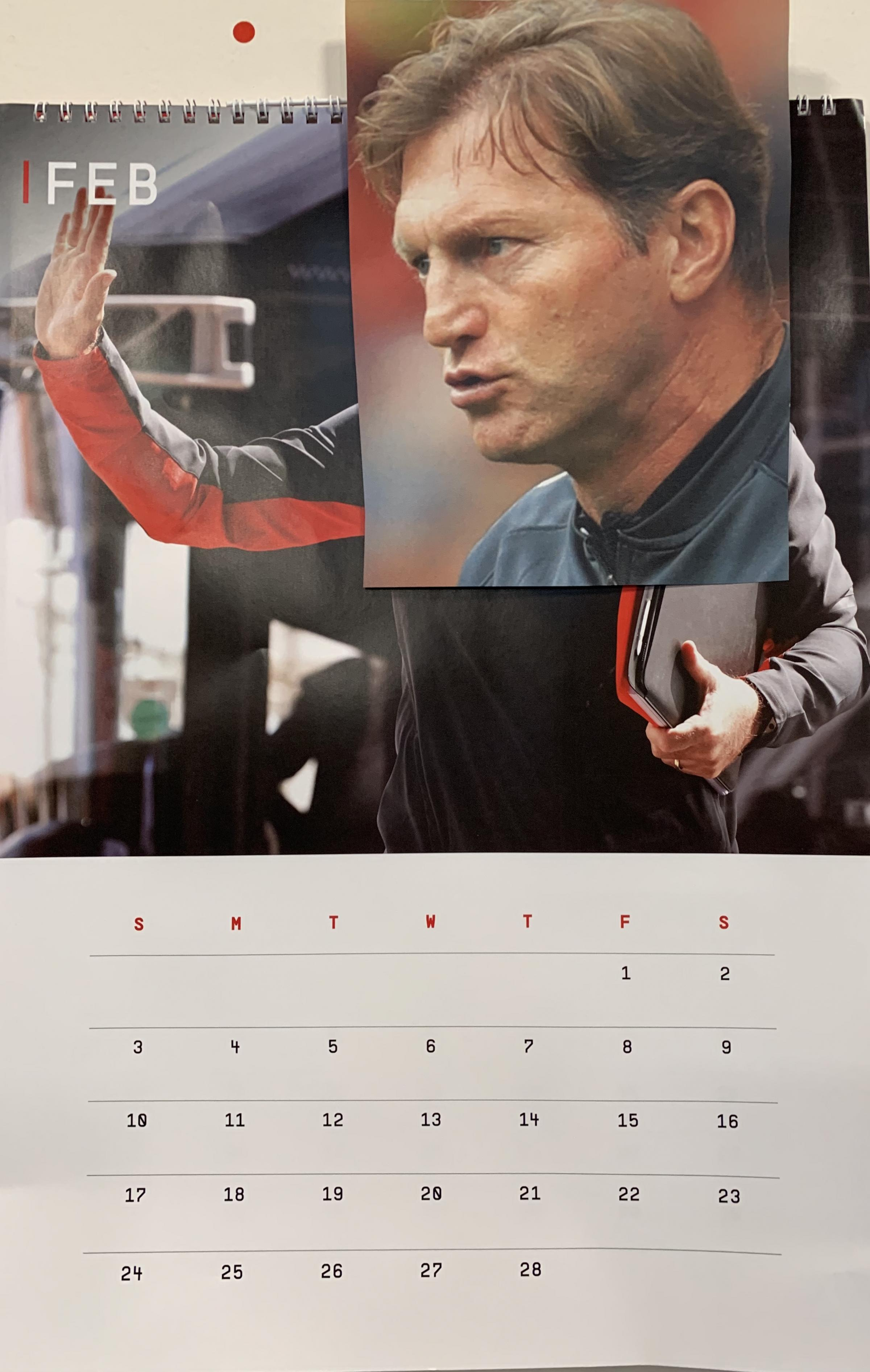 Saints fans poke fun at calendar