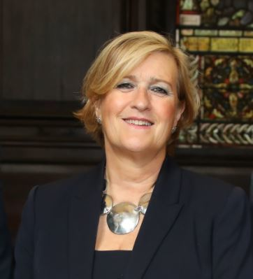 Lesley Batchelor, director general at The Institute of Export & International Trade