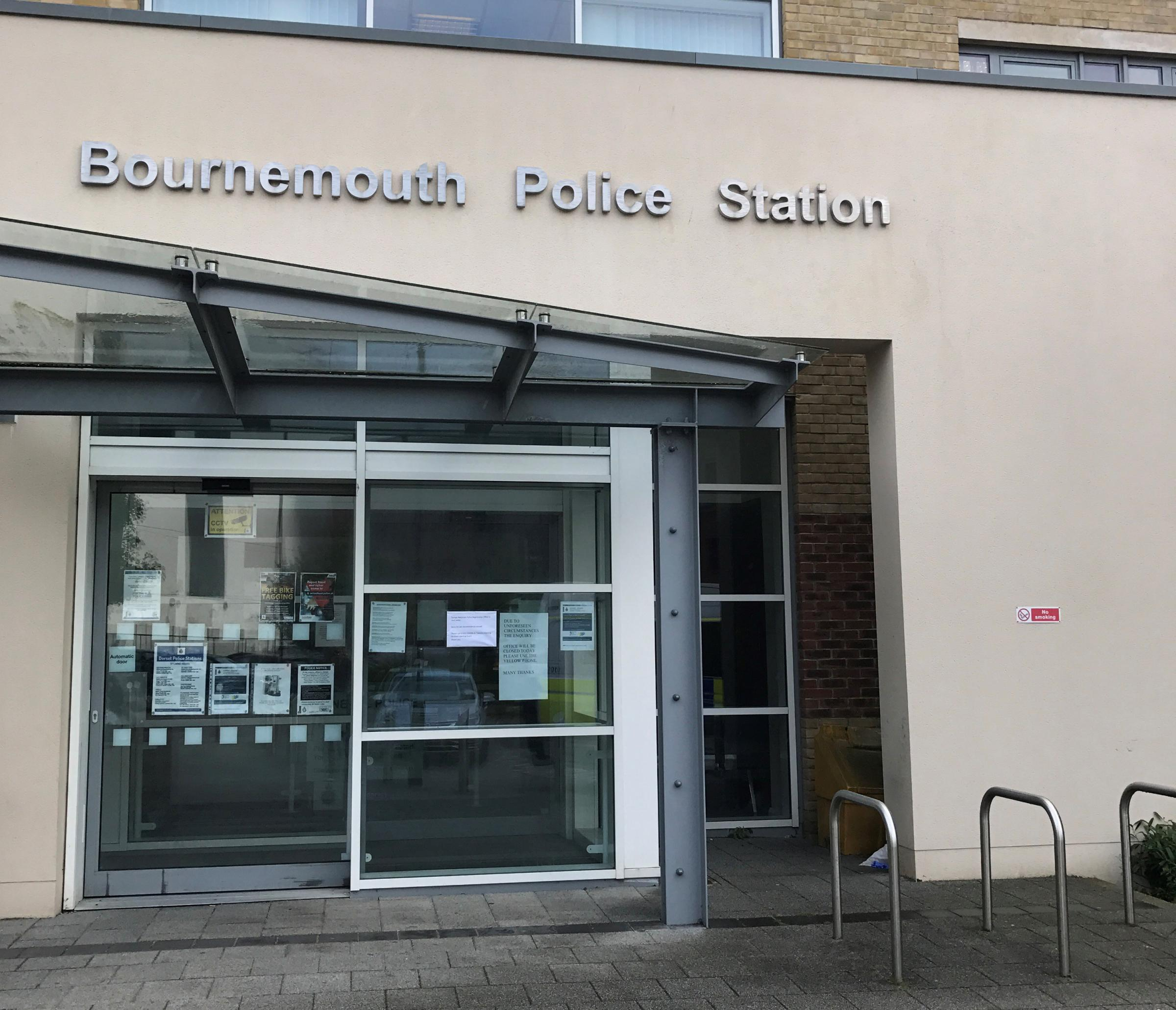 Bournemouth Police Station