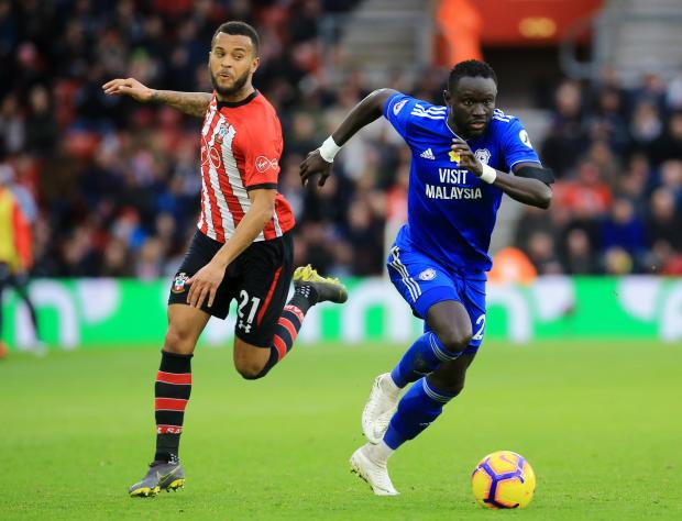 Daily Echo: Ryan Bertrand chases after Oumar Niasse