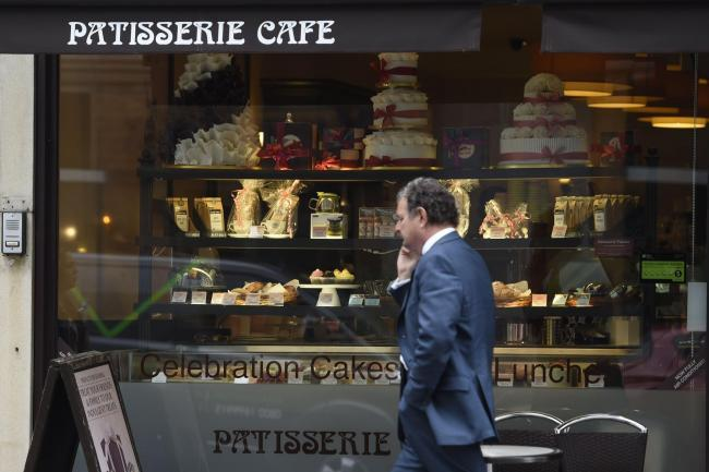 Patisserie Valerie. Photo by PA
