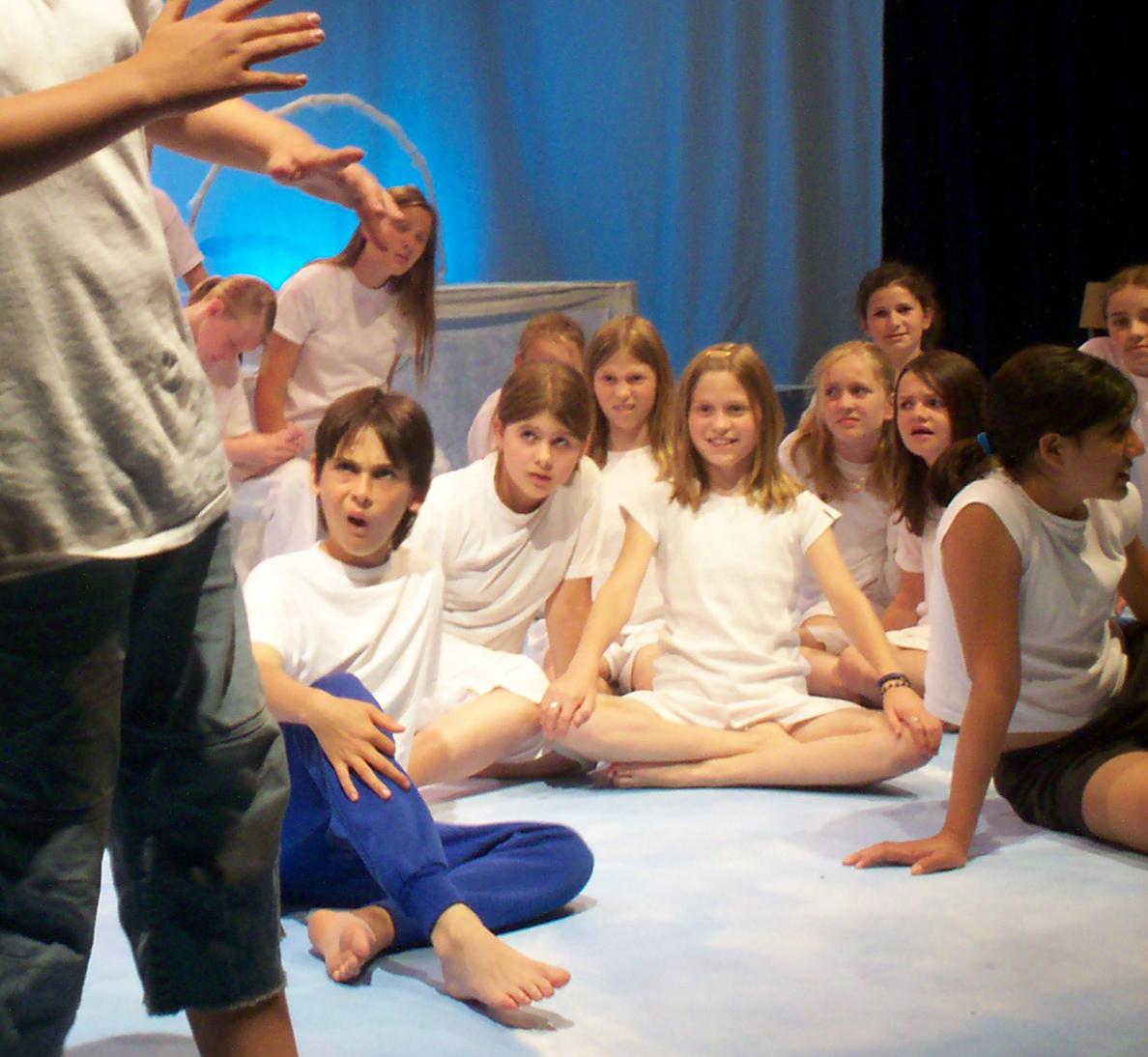 Home Education Group Drama Club