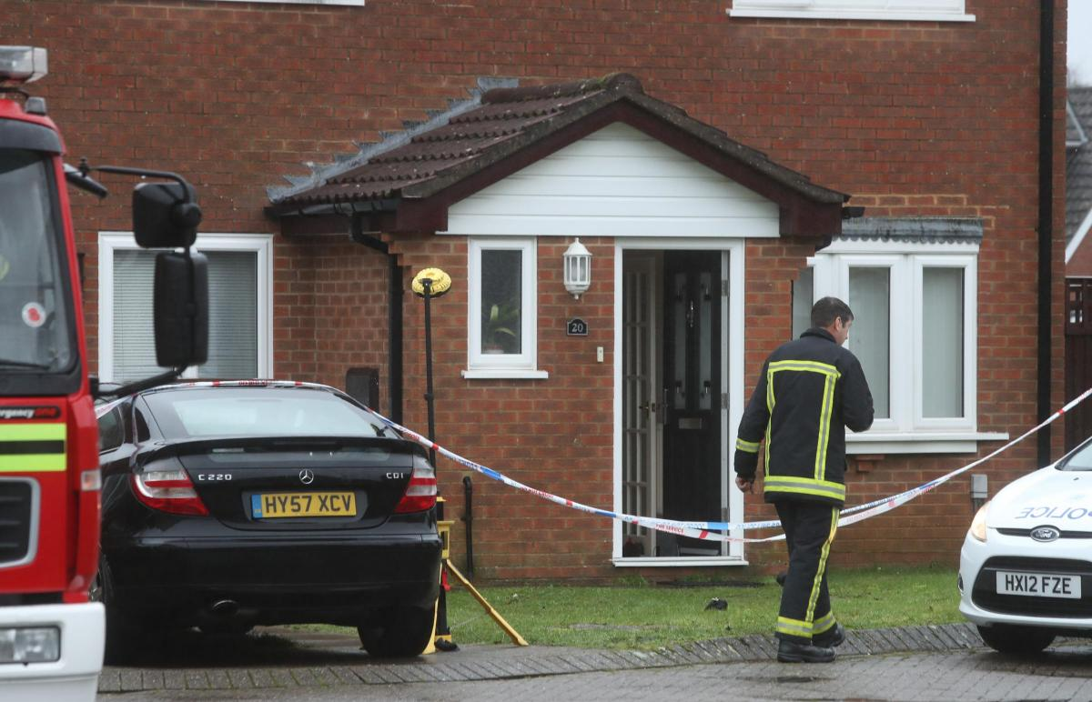Ping Hang Man died in Romsey house fire | Daily Echo