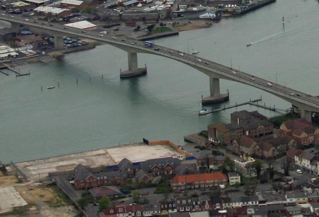 Toll charges are to rise onItchen Bridge