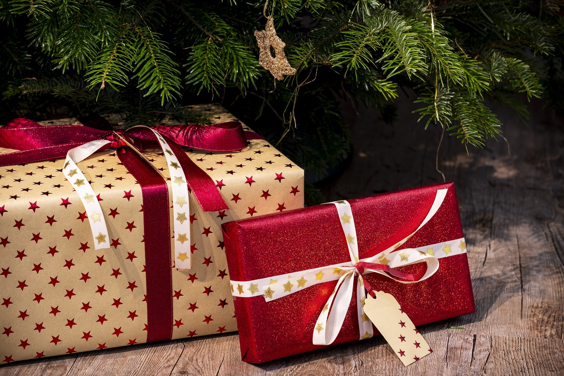 Why do we give Christmas presents? Picture: PIXABAY