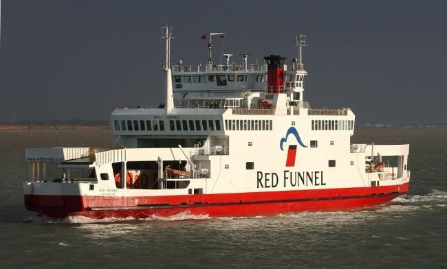 Delays on Red Funnel