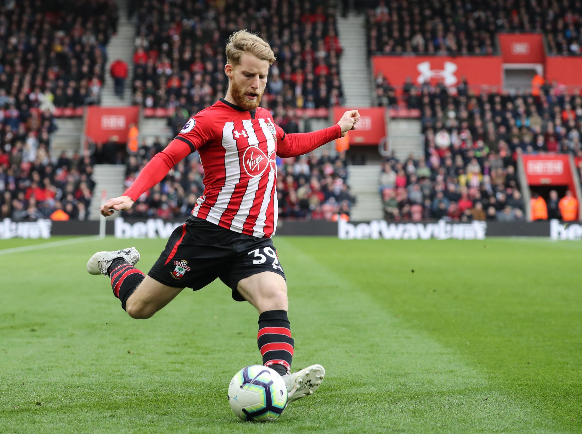 Southampton loanee Josh Sims talks about his move to America