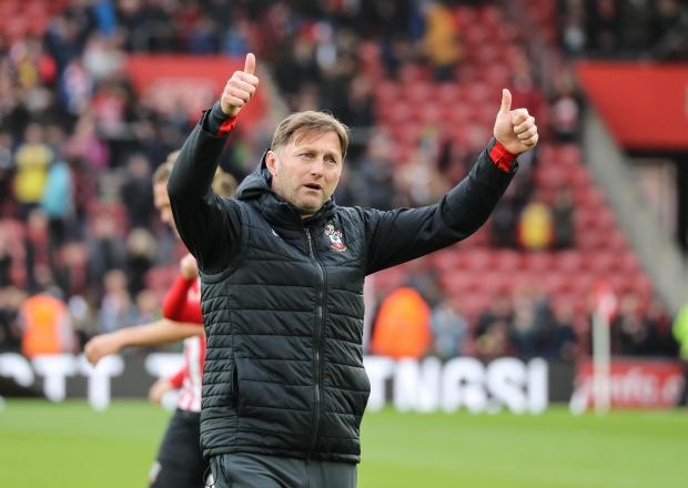 Daily Echo: Saints boss Ralph Hasenhuttl