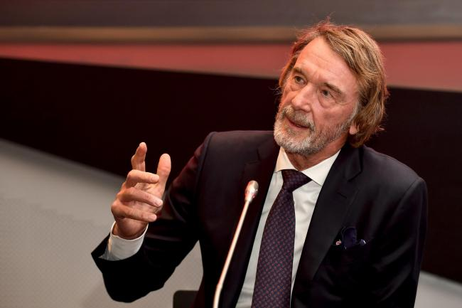 Sir Jim Ratcliffe, founder of Ineos, wants to make a million bottles of hand sanitiser in a month