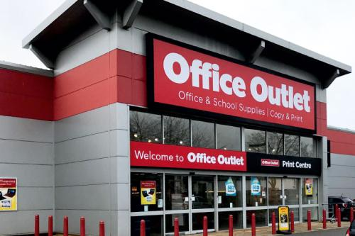 Office Outlet at West Quay Village