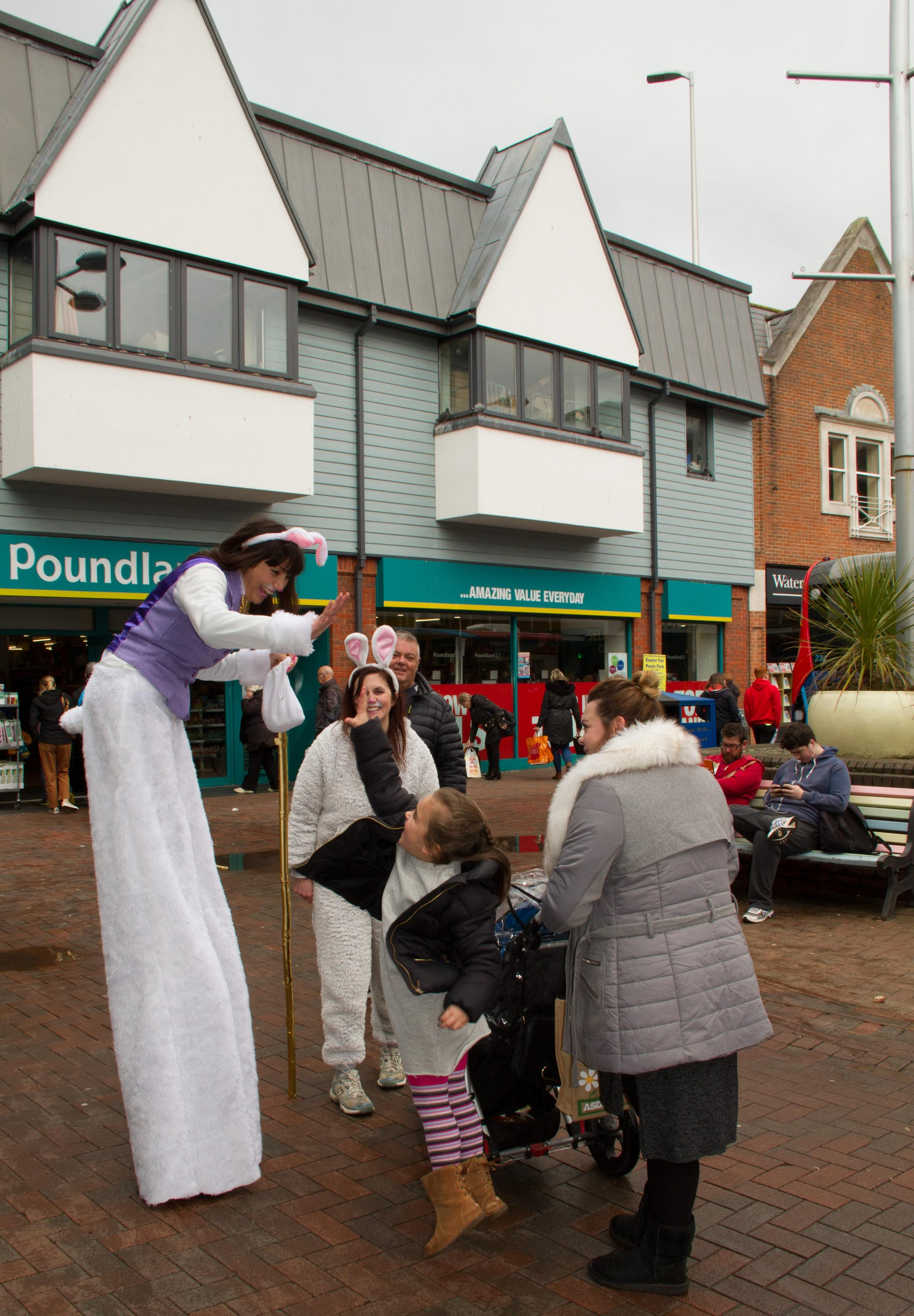 Hop into Poole for Easter activities