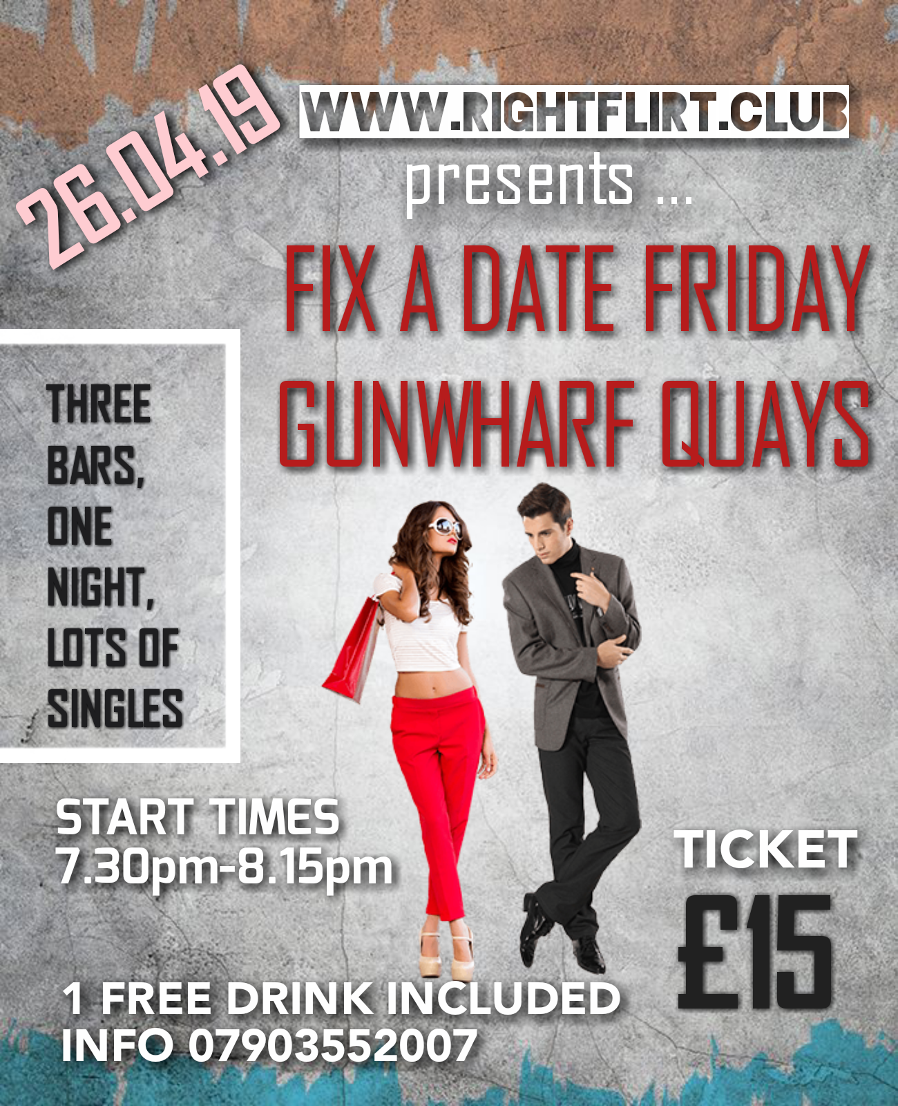 Fix A Date Friday