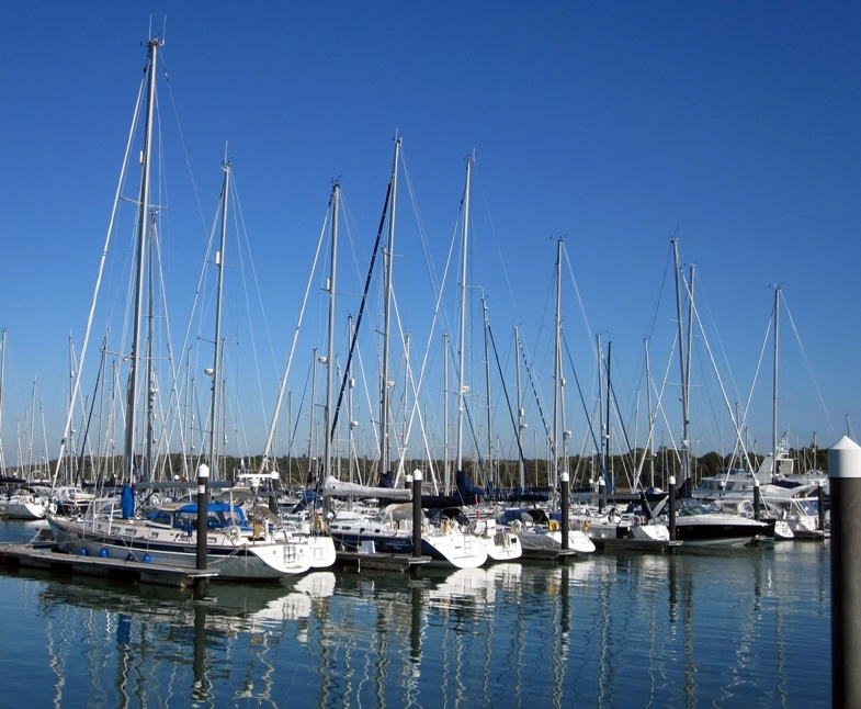 Hamble Point Boat Show, which will be taking place on Saturday 10th May.