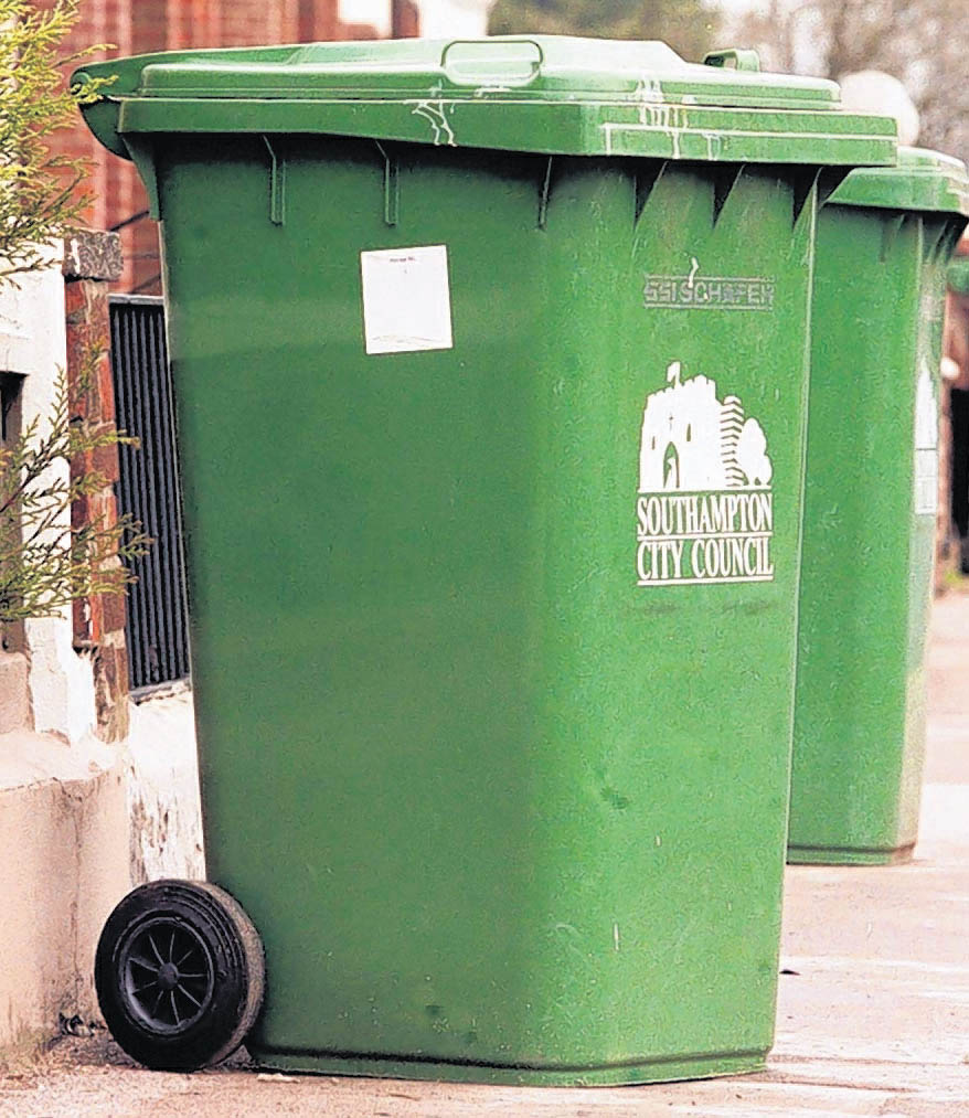 Weekly bin collections will continue in Southampton