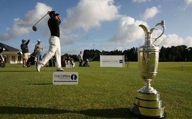 The biggest golf tournaments in the world