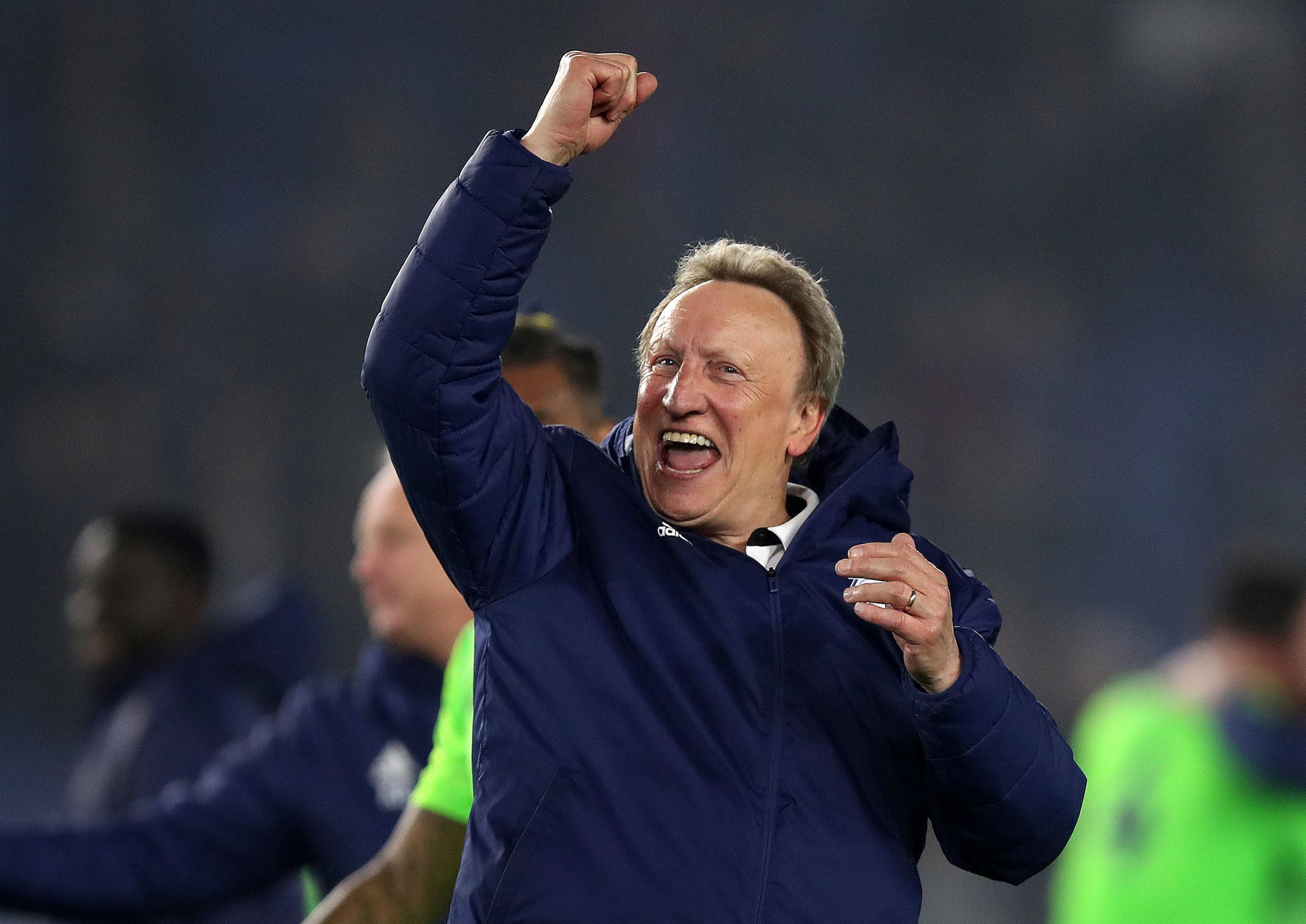 Cardiff have a Premier League lifeline after beating Brighton