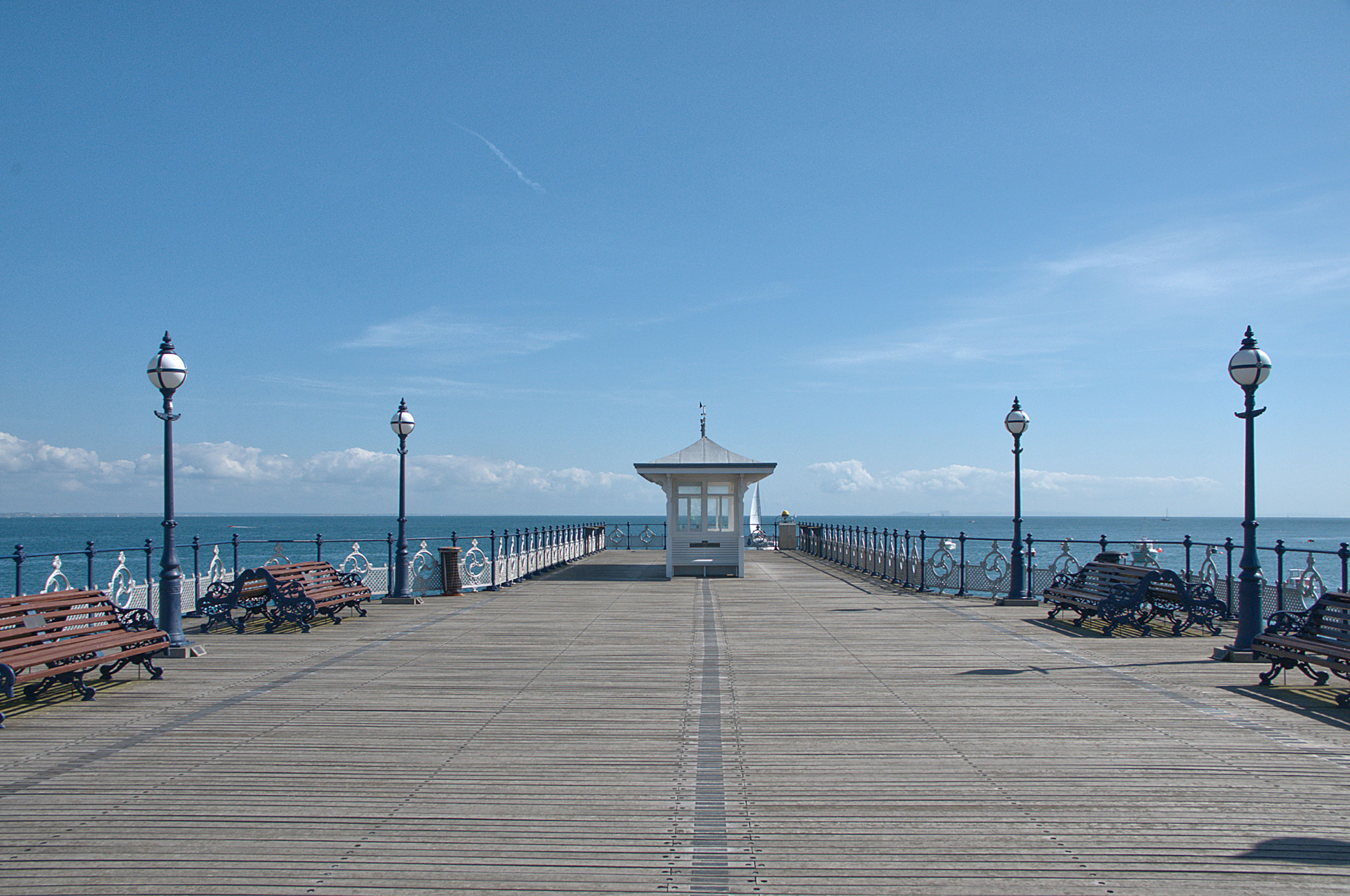 Pause on the Pier - Mindfulness Walk
